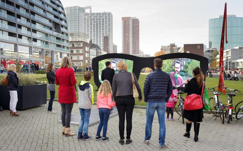 PR-campagne ZieZuid van Woonstad Rotterdam