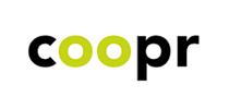 Logo van Coopr, klant van Wijvan010