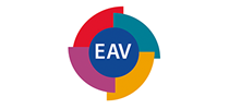 Logo van EAV, klant van Wijvan010