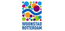 Logo van Woonstad Rotterdam, klant van Wijvan010
