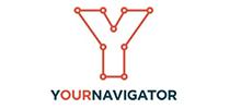Logo van Your Navigator, klant van Wijvan010