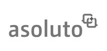 Logo van Asoluto, klant van Wijvan010