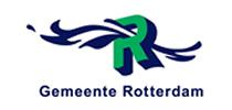 Logo van Gemeente Rotterdam, klant van Wijvan010