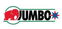 Logo van Jumbo Maritime, klant van Wijvan010