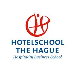 Logo Hotelschool The Hague, klant van Wijvan010