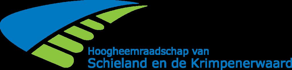 Logo Hoogheemraadschap Schieland en de Krimpenerwaard, klant van Wijvan010