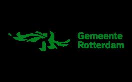 Logo Gemeente Rotterdam, klant van Wijvan010